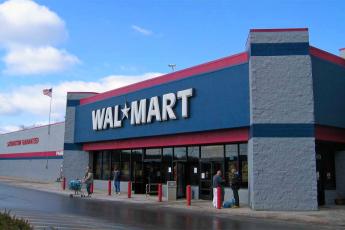 Walmart, gun sales