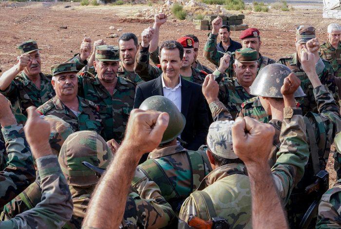 Syrian President Bashar al-Assad, Idlib