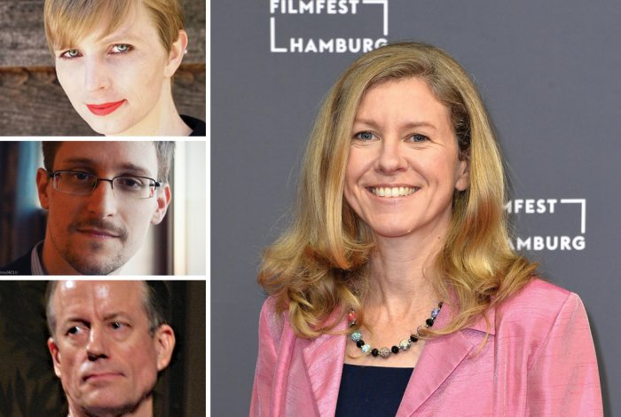 Chelsea Manning, Edward Snowden, Thomas Drake, Katharine Gun