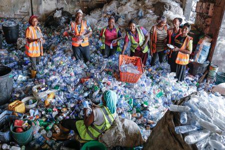 Recycling, Lagos, Nigeria