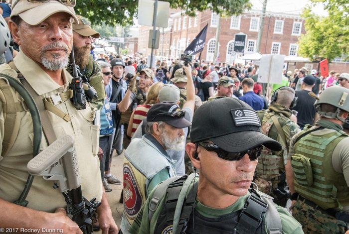 Charlottesville, Unite the Right Rally