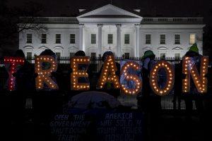 White House, treason