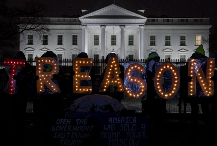 White House, treason
