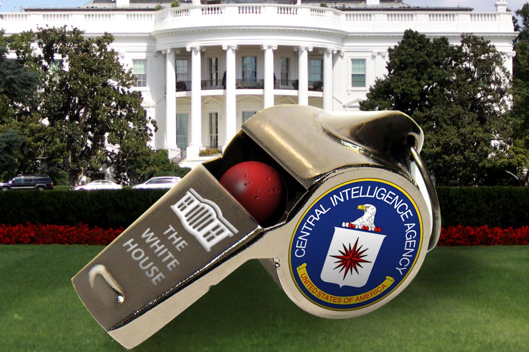 White House, CIA, Whistleblower
