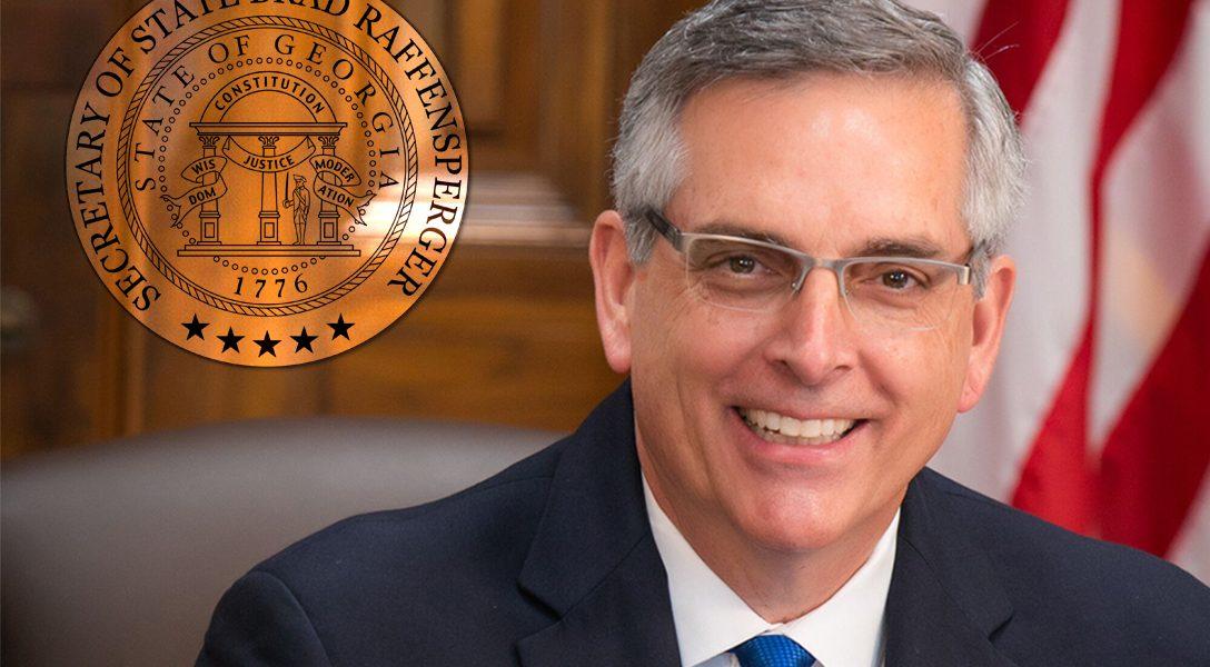 Brad Raffensperger, Georgia, Secretary of State