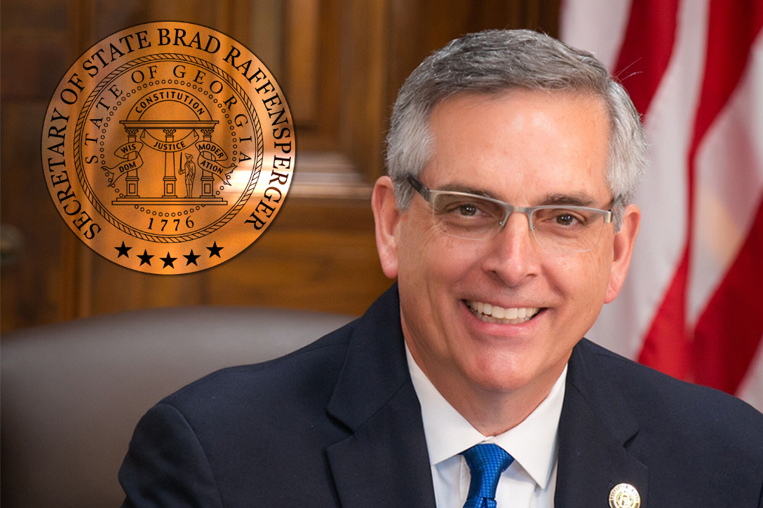 Brad Raffensperger, Georgia, Secretary of State