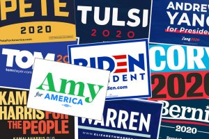 Democratic Candidates, debate