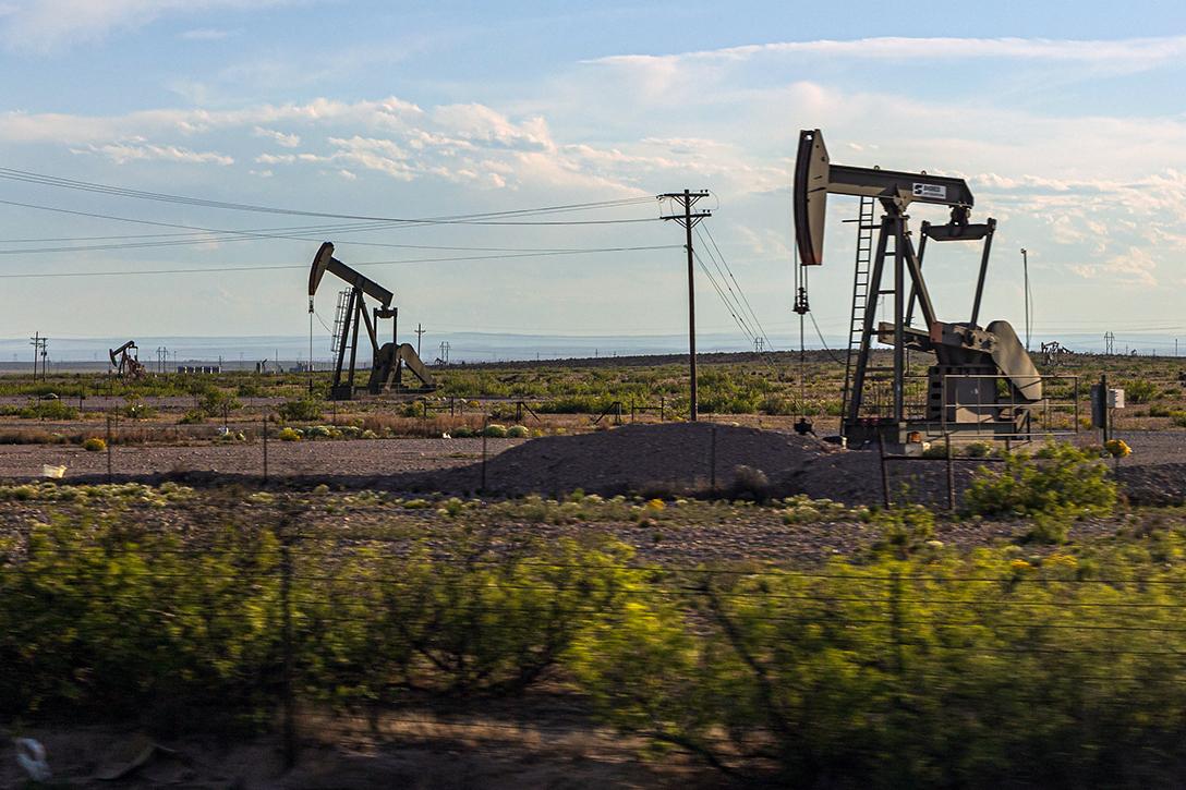 fracking, site