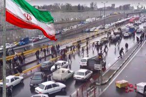 Iran, gas prices, protest