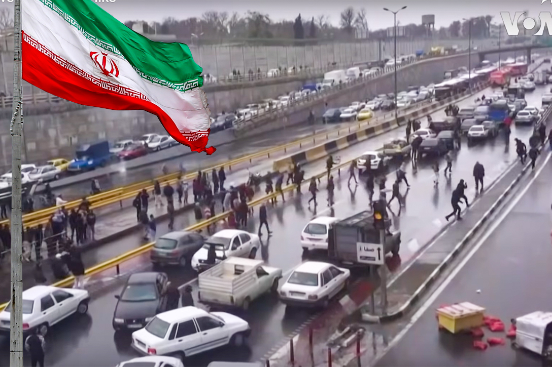 Iran, gas prices, protest