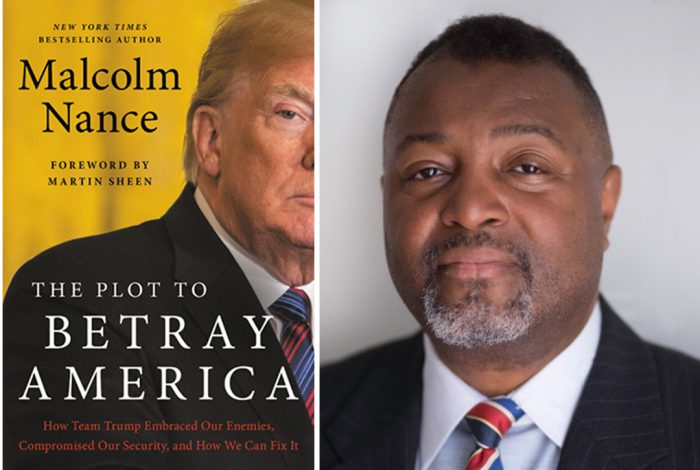 Image result for malcolm nance the plot to betray america