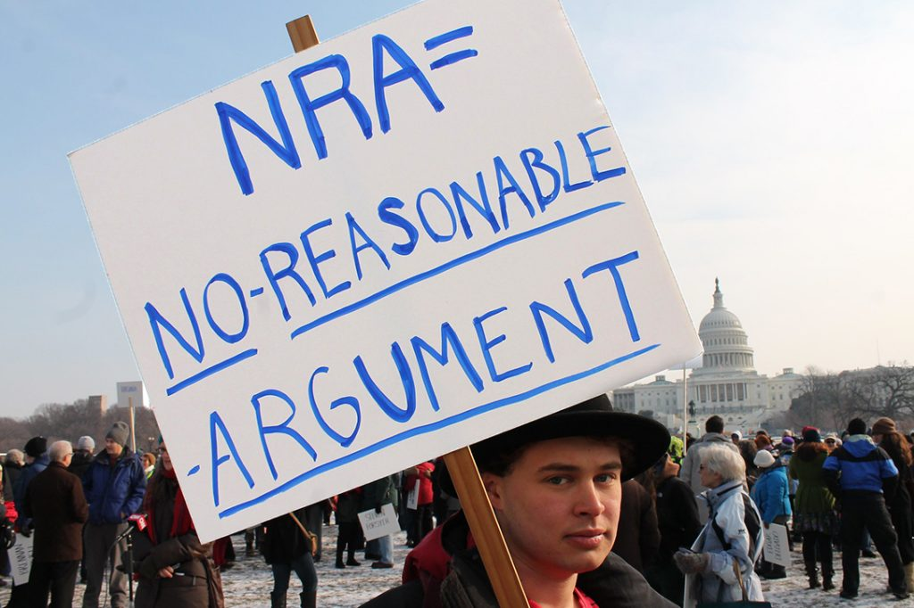 NRA, No Reasonable Argument