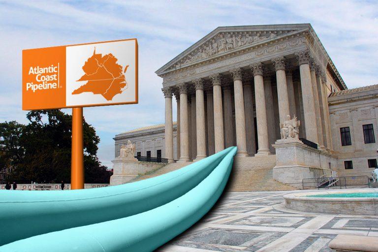 Atlantic Coast Pipeline, US Supreme Court