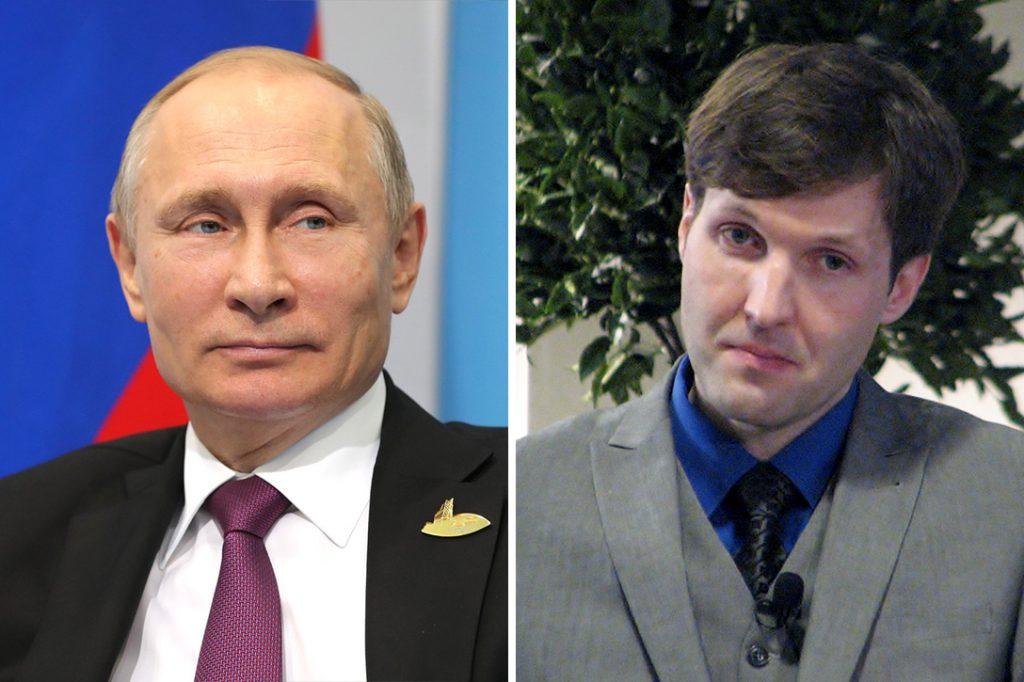 Estonia, finance minister Martin Helme, Vladimir Putin