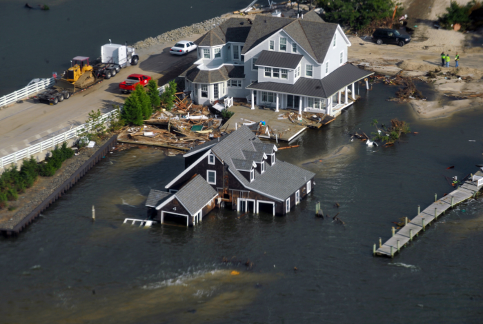 climate change, mortgages, banks