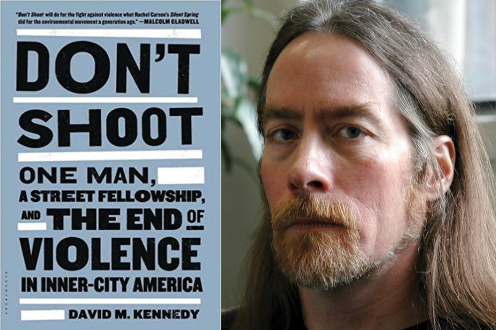 Don't Shoot, David M. Kennedy