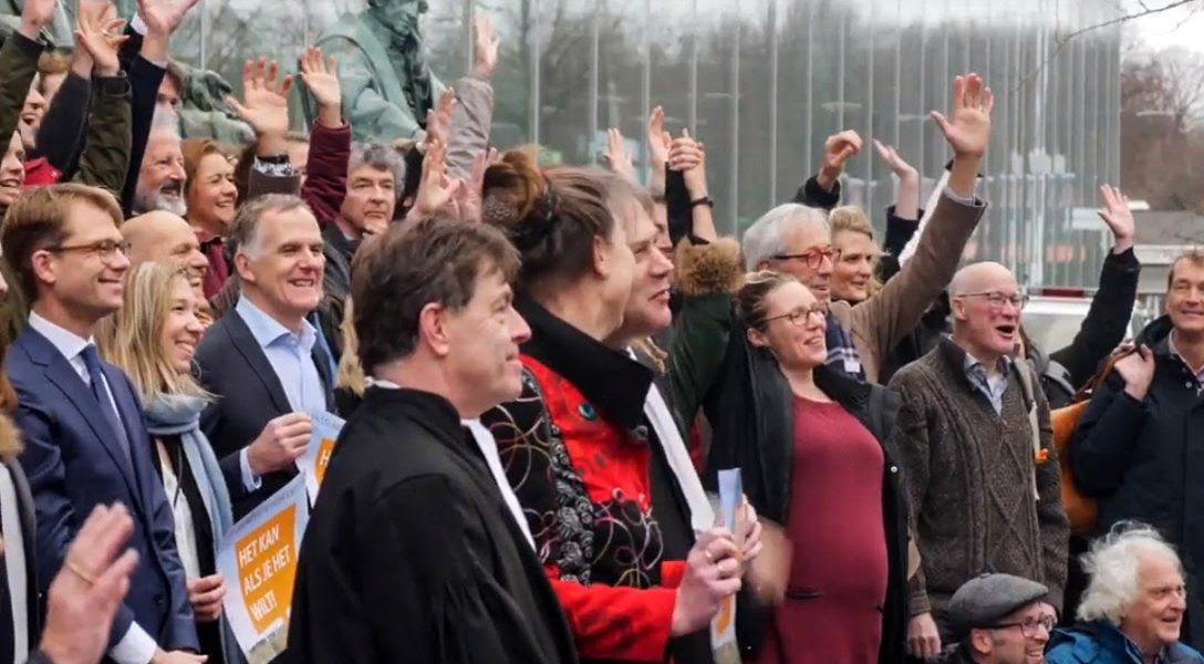Supreme Court of the Netherlands, Urgenda