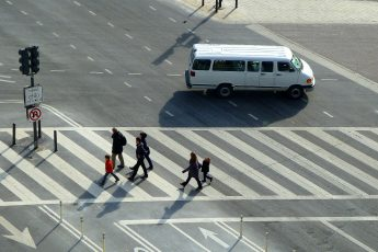 mysterious white van