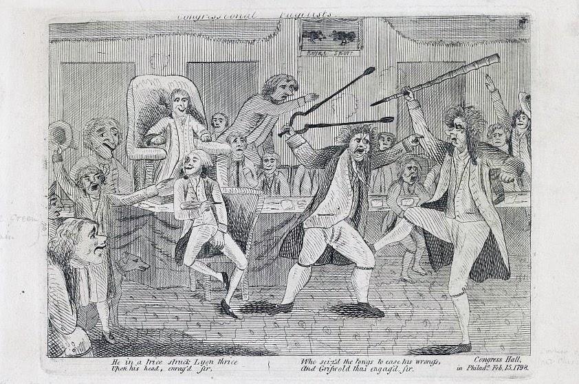Congressional pugilists