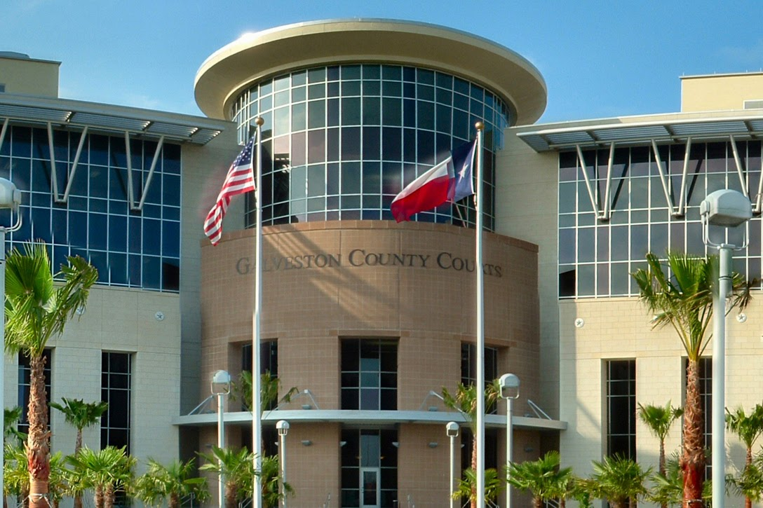 Galveston County Justice Center