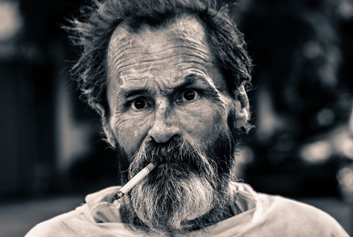 homeless, Miami