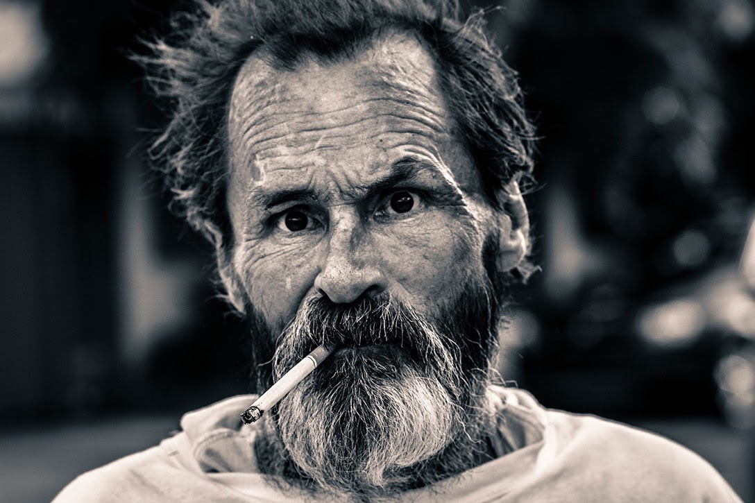 homeless, Miami