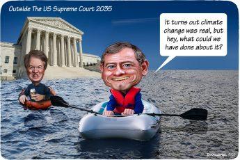 John Roberts, Supreme Court, Brett Kavanaugh