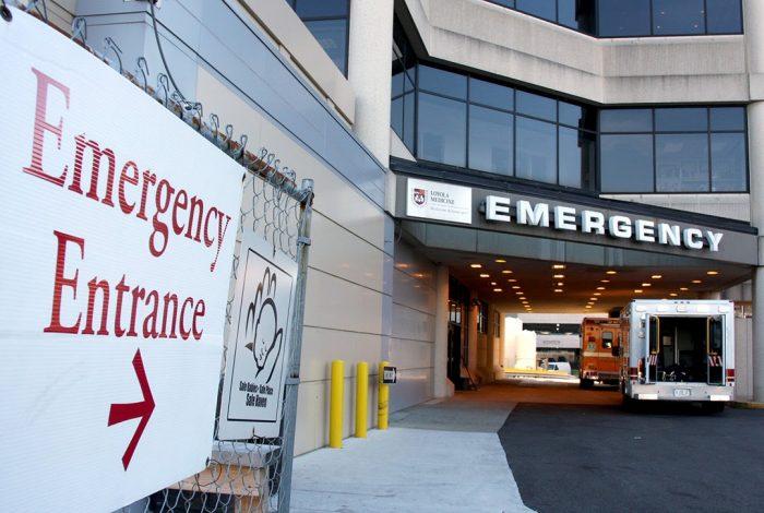 Loyola University Medical Center, emergency department