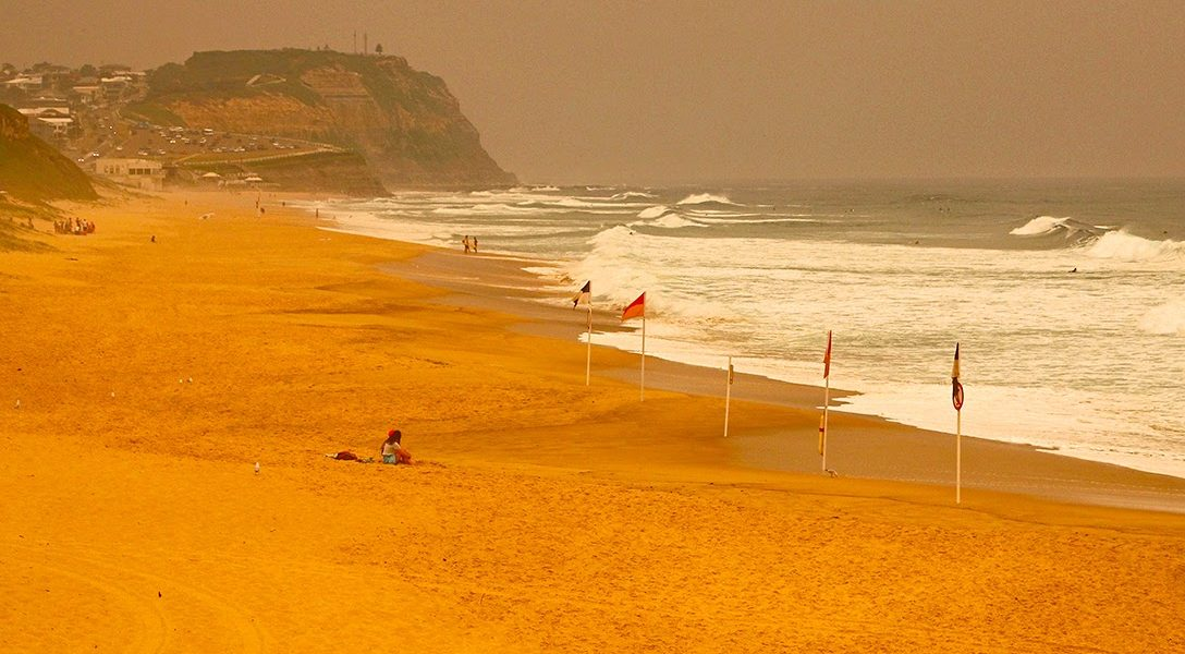fires, New South Wales, Australia