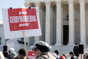 Supreme Court, gerrymandering