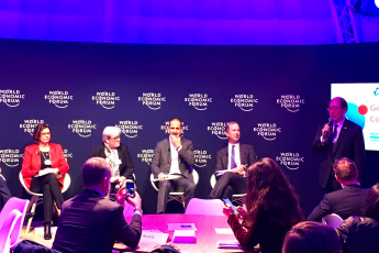 Davos 2020, climate change