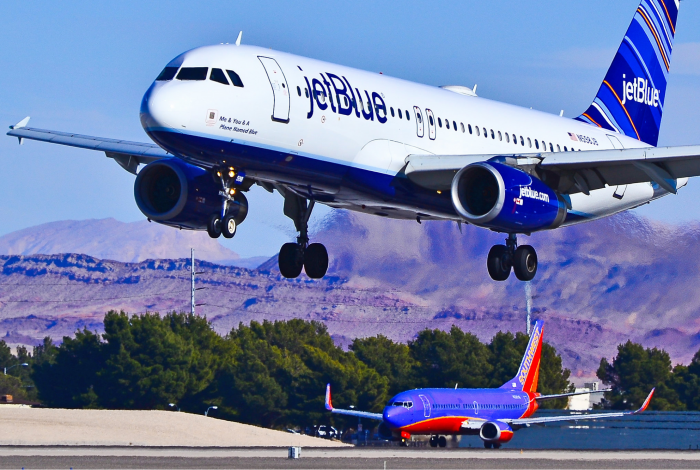 JetBlue, sustainable fuel, carbon emissions