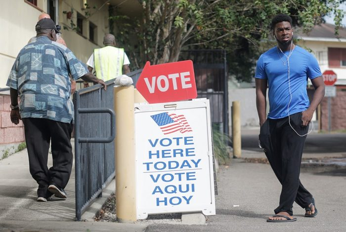 voting, Florida