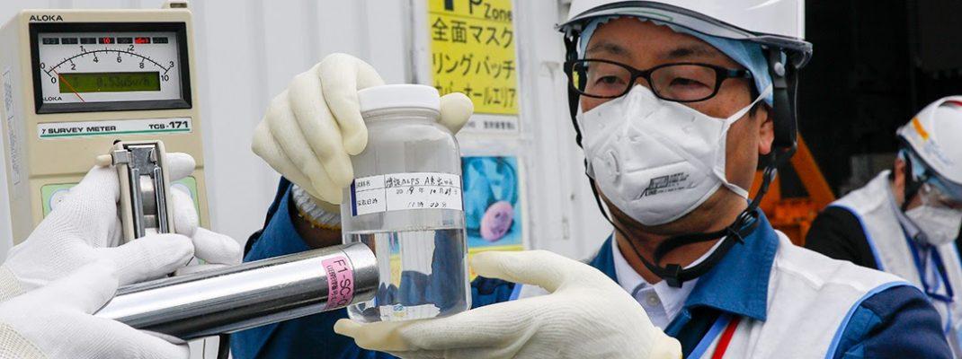 Fukushima, water, testing