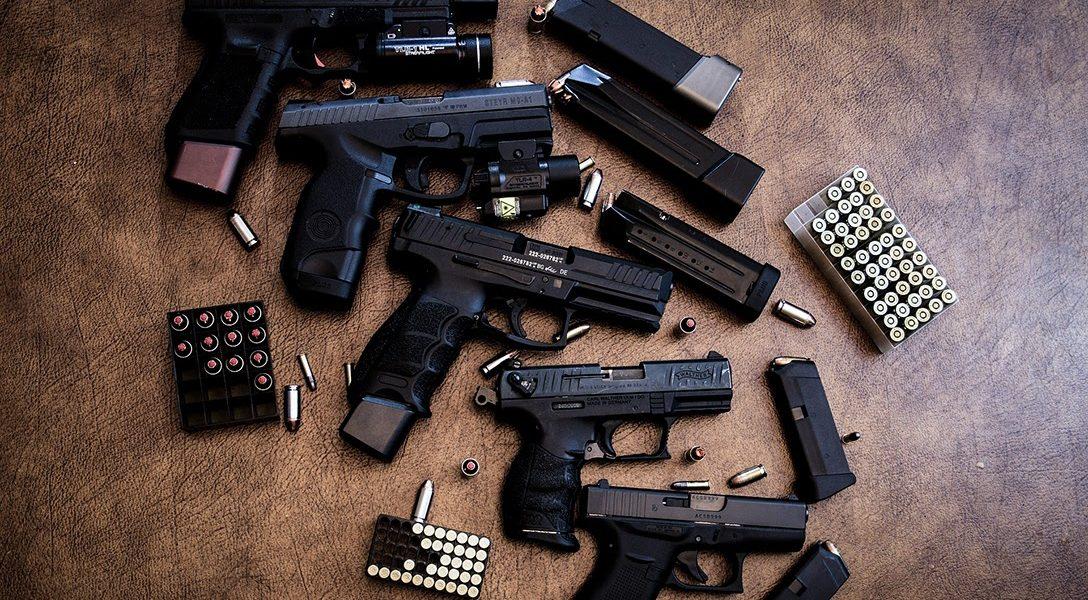 Gun access
