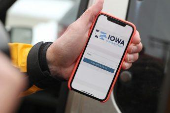 Iowa Caucus, app
