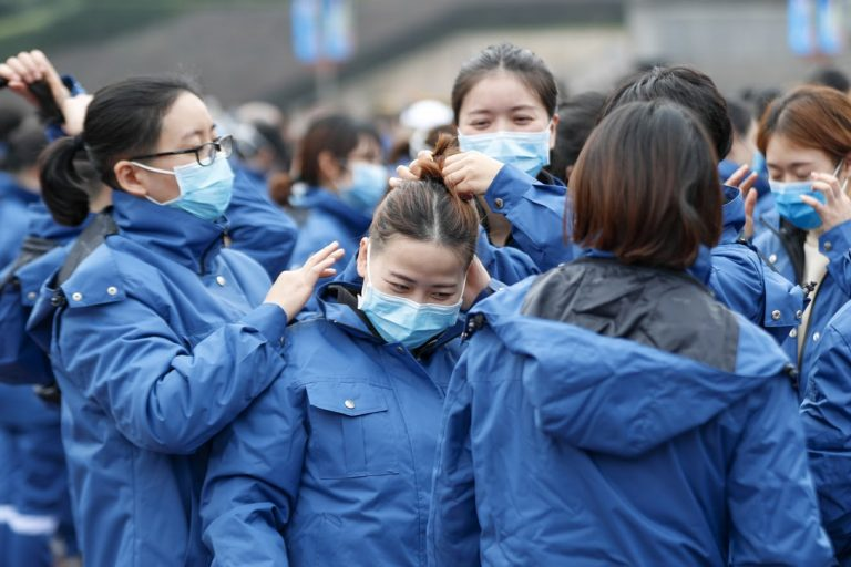Medical team, Chongqing