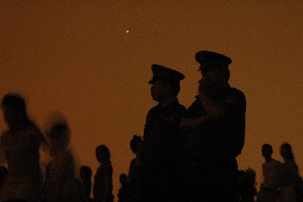 Police, Beijing, China