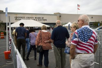 Gwinnett County, Voter Registration Office