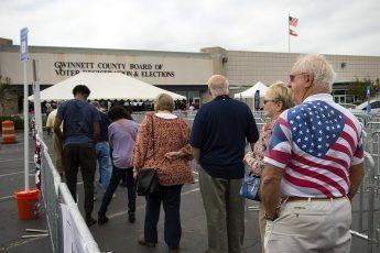 Gwinnett County, Voter Registration Office