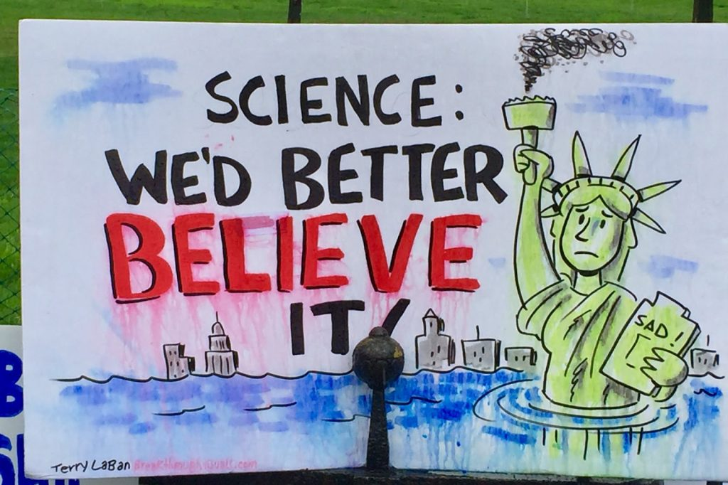 Science, March, Protest, Climate, Climate change