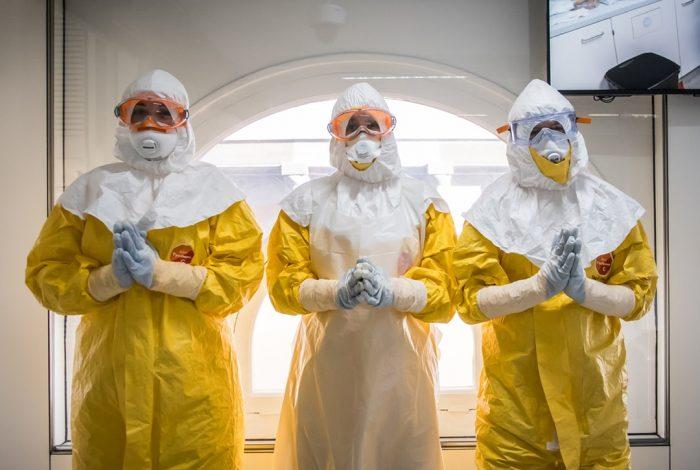 COVID-19, coronavirus, Health Workers