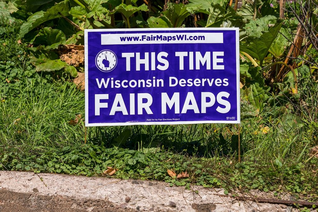 Fair Maps, sign