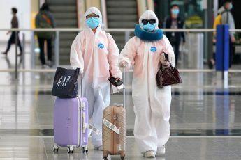 Hong Kong, airport, coronavirus