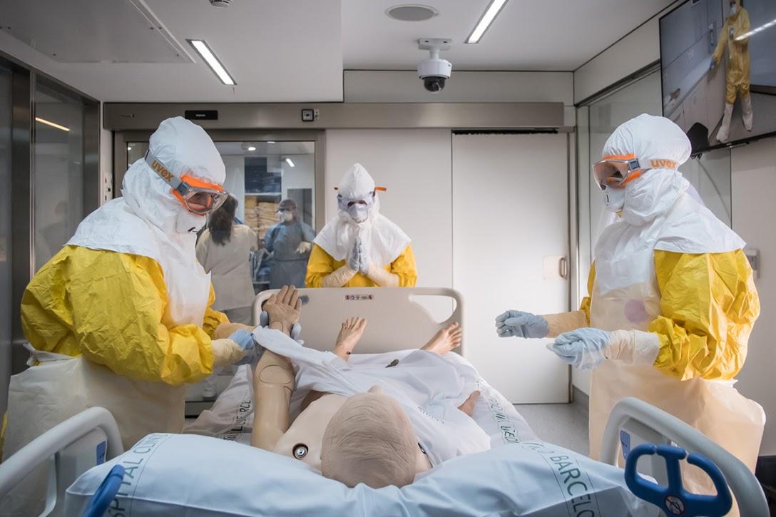 Nurses, personal protective equipment