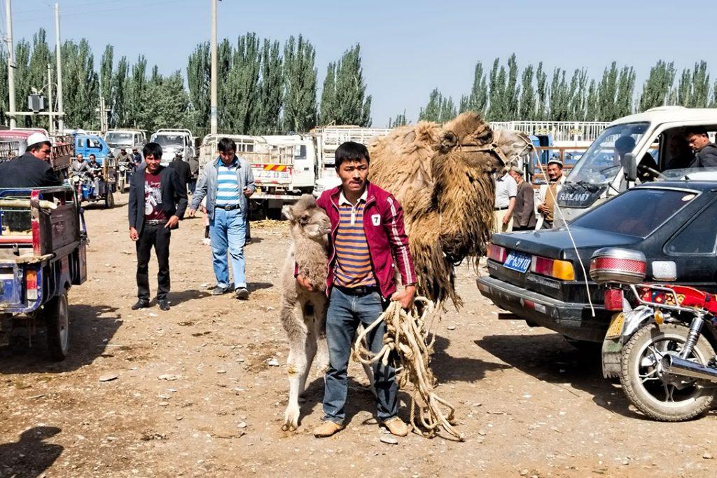 Uighur, Kashgar, China