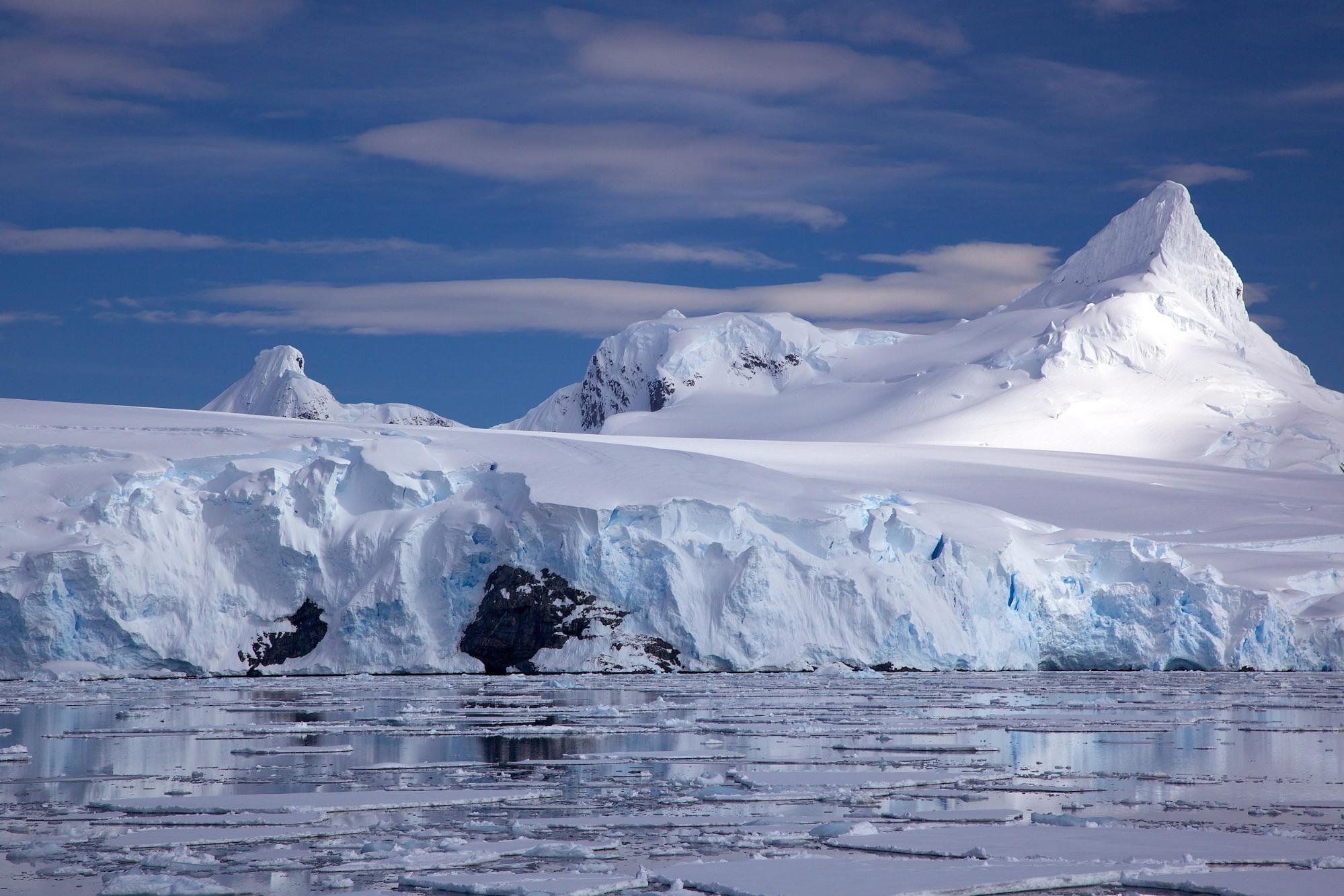 climate change, Denman Canyon, Antarctica
