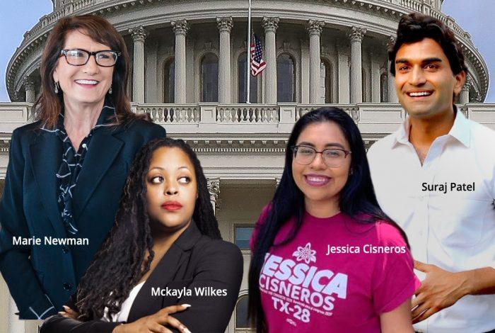 Mckayla Wilkes, Marie Newman, Democrat, Progressive, Congress