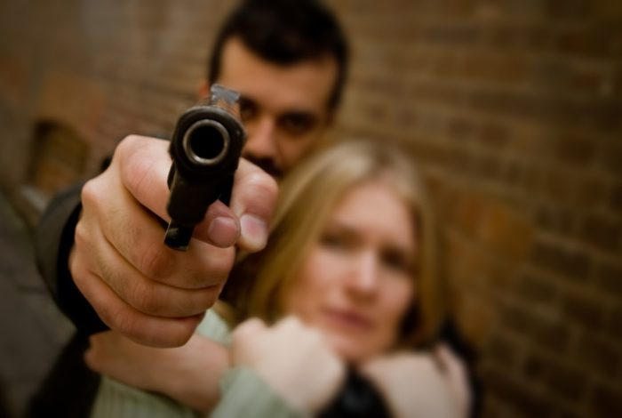 domestic violence, guns