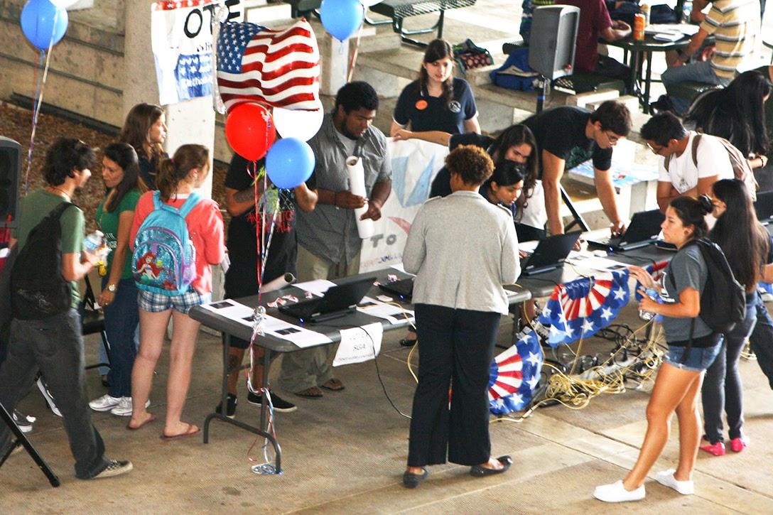 Florida, student, voters
